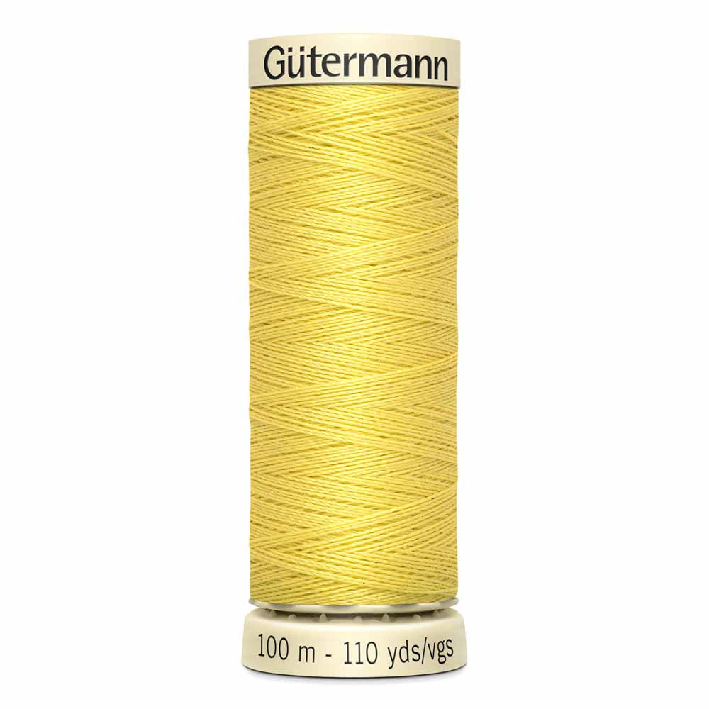 Gütermann Sew-All Thread - 100m -#808 Mimosa
