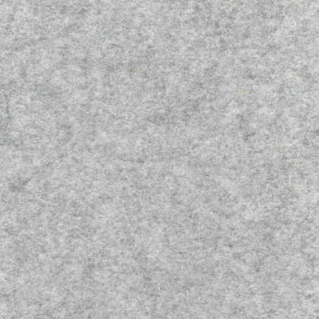 Wool Felt - 8x12 - Light Grey Heather