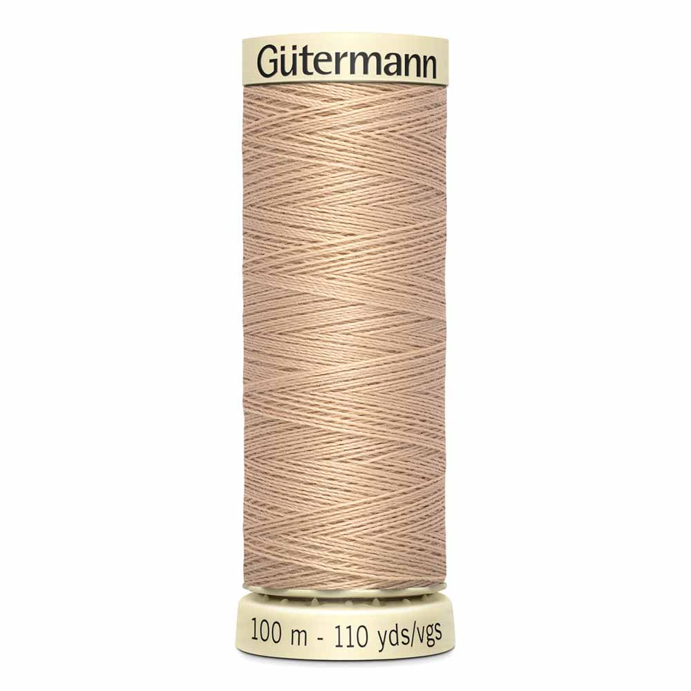Gütermann Sew-All Thread - 100m - #503 Flax