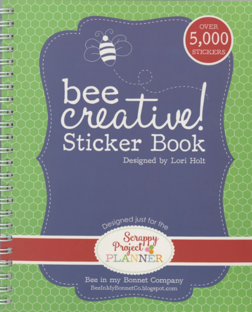 Bee Creative! Sticker Book