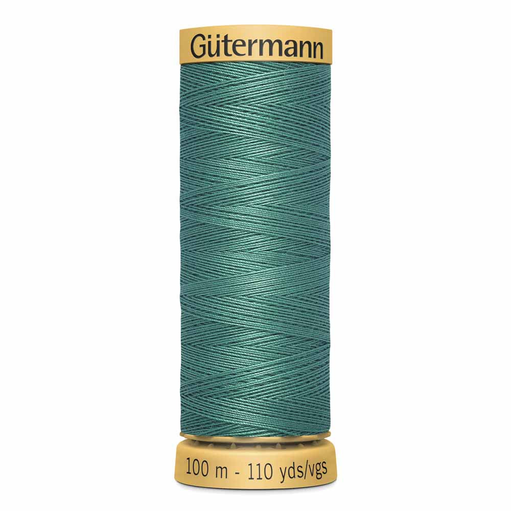 Gütermann Cotton Thread - 100m - #7780 Grass Green
