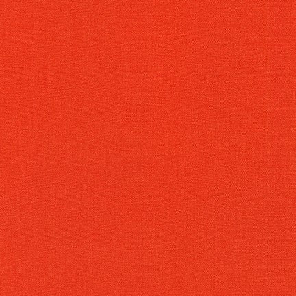 1/2m - Kona Cotton Solids - Pimento
