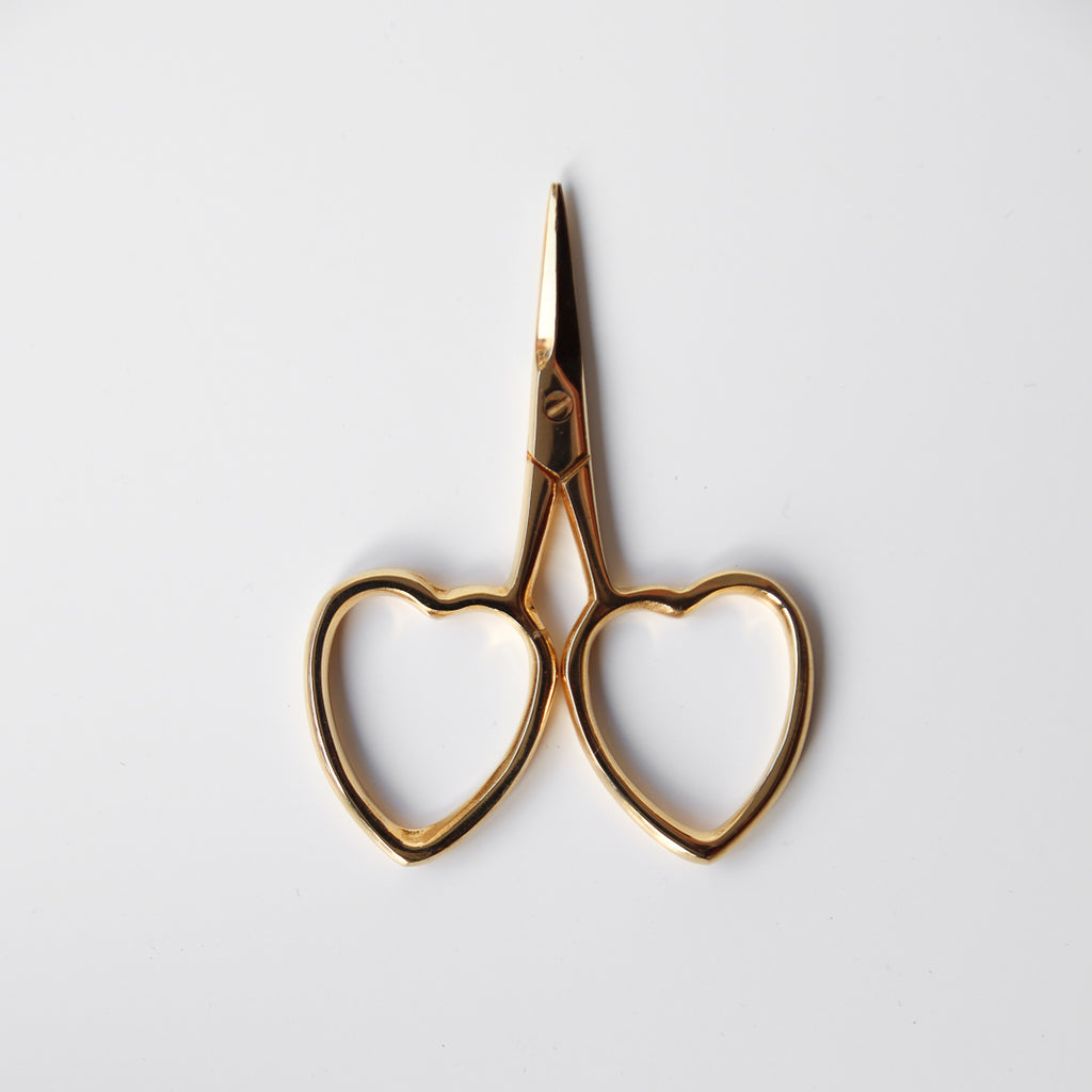 Little Loves Scissors - Gold