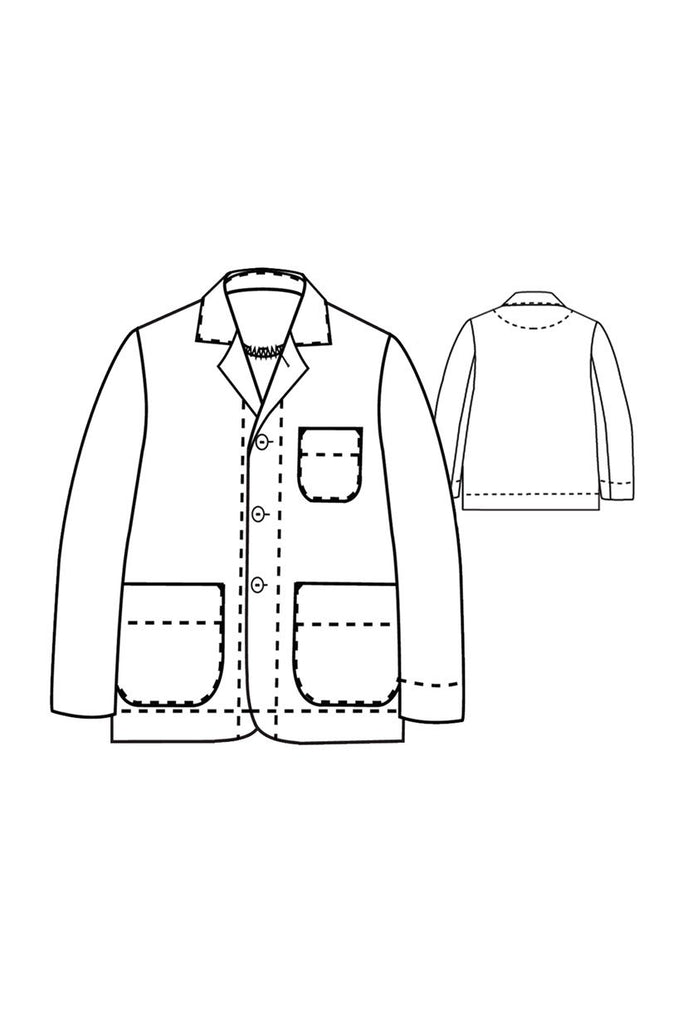 Merchant & Mills - Men's Pattern - The Foreman