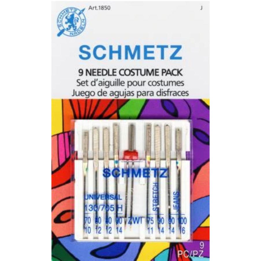 Schmetz 9 Needle Costume and Cosplay Pack