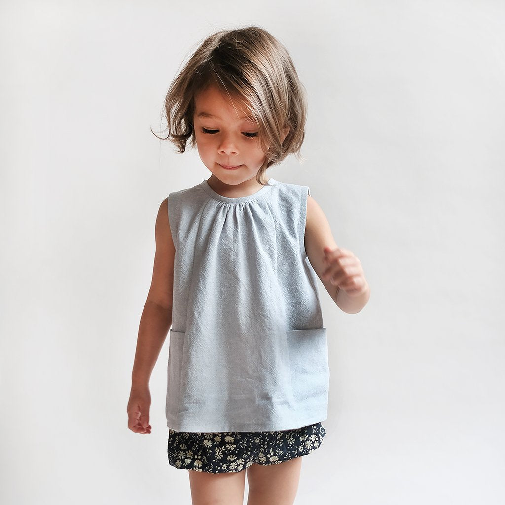Wiksten - Baby + Child's Smock Top and Dress