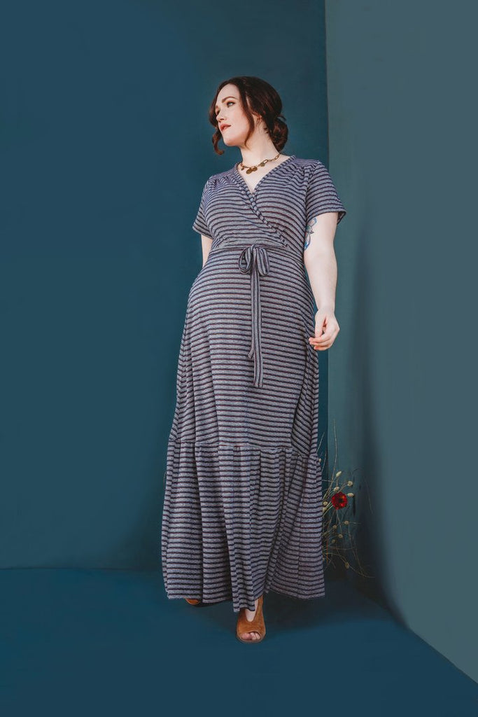 Friday Pattern Co - The Westcliff Dress