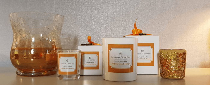 Small Business Success - Breeze Candles