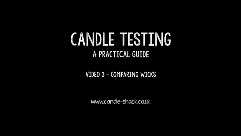Video 3 - Comparing Candle Wicks