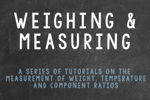 Candle Shack Academy - Weighing and Measuring