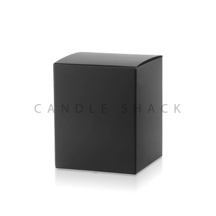 Candle Shack Candle Box Black Folding Box for 27cl Jars