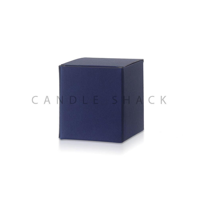 Candle Shack Candle Box Blueberry Laminated Folding Box for 20cl Jars