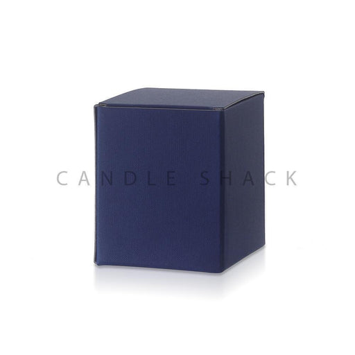 Candle Shack Candle Box Blueberry Laminated Folding Box for 27cl Jars