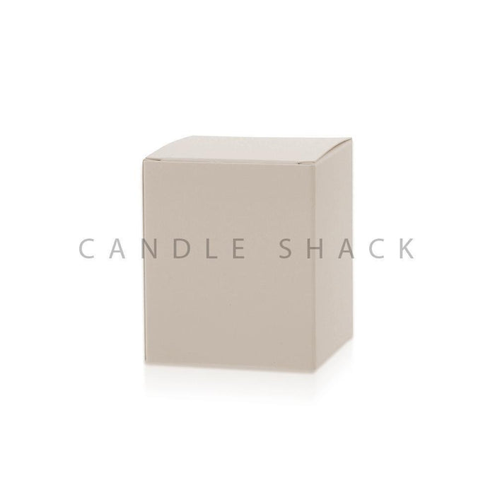 Candle Shack Candle Box Cream Simplicity Box for 20cl Jars