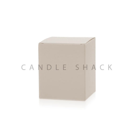 Candle Shack Candle Box Cream Simplicity Box for 27cl Jars