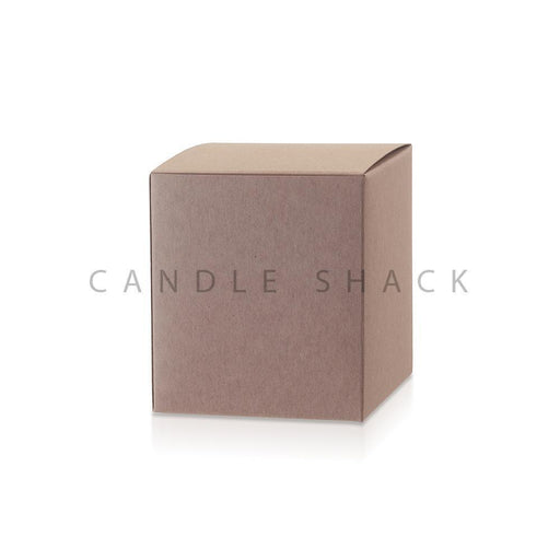 Candle Shack Candle Box Kraft Box for 30cl Luxury Jars