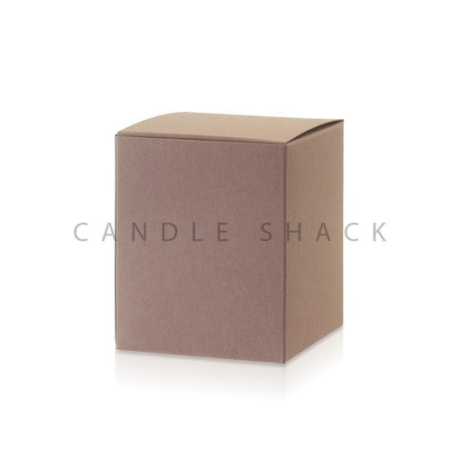 Candle Shack Candle Box Kraft Folding Box for 27cl Jars