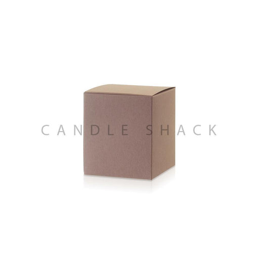 Candle Shack Candle Box Kraft Folding Box for 9cl Jars