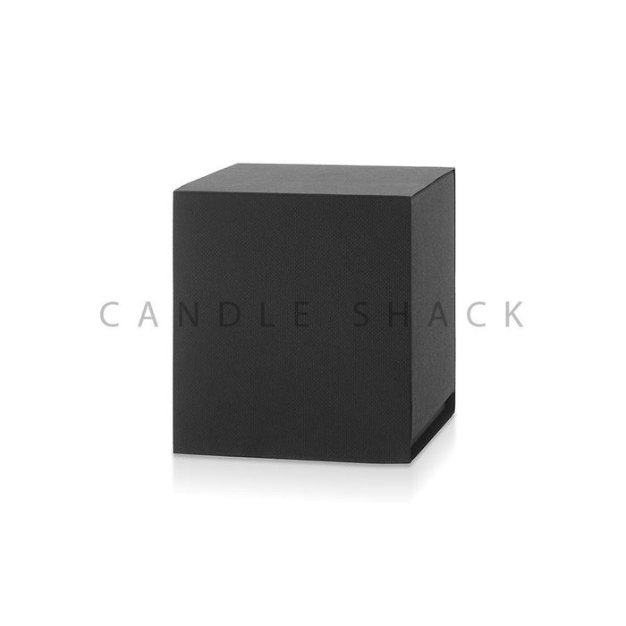 Candle Shack Candle Box Luxury Rigid Box for 20cl Jar - Black