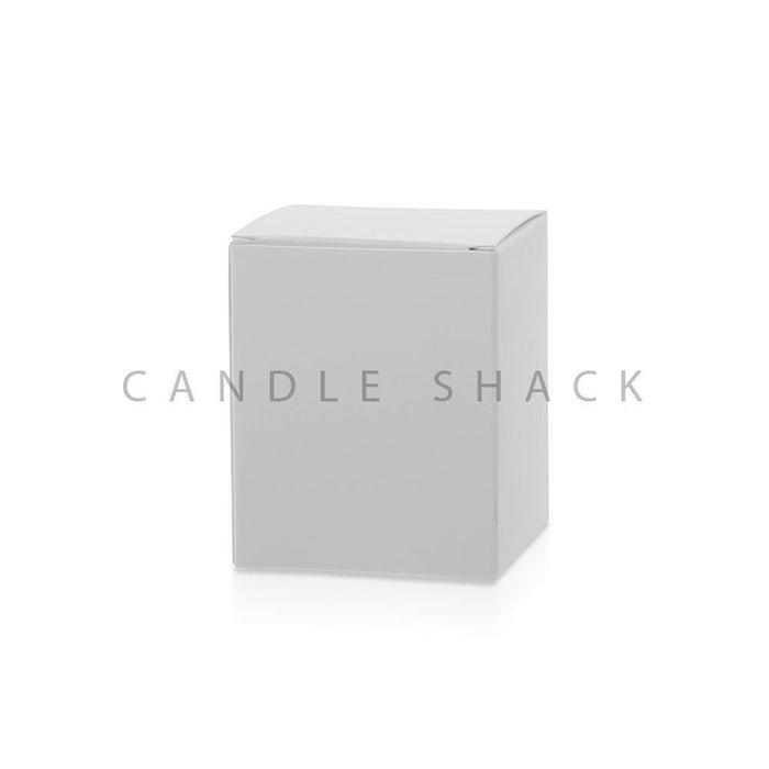 Candle Shack Candle Box White Simplicity Box for 30cl Karen Jars