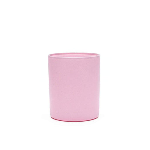 Candle Shack Candle Jar 20cl Karen -  Externally Baby Pink Matt