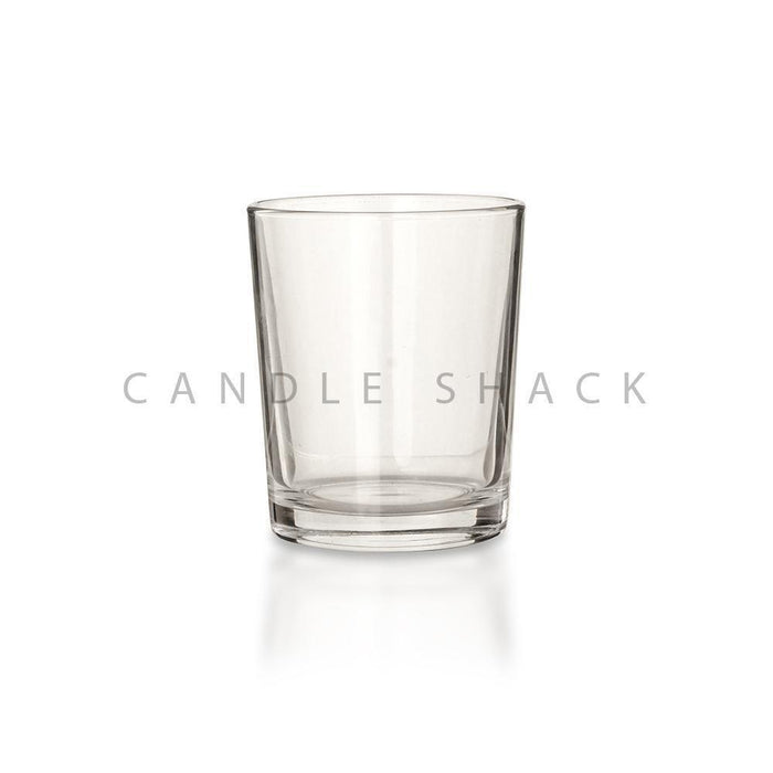Candle Shack Candle Jar 27cl Glass - Clear