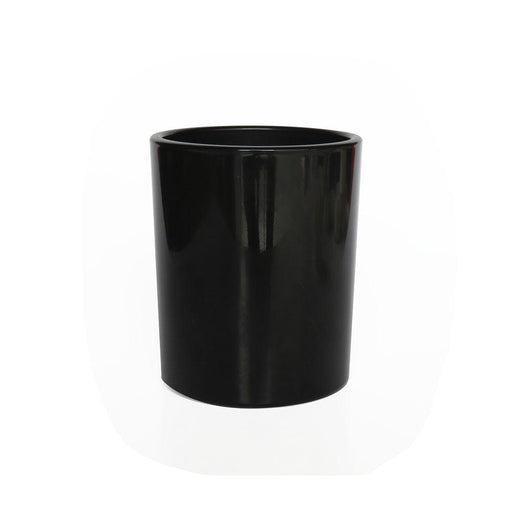 Candle Shack Candle Jar 30cl Luxury Jar - Externally Gloss Black