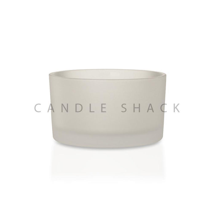 Candle Shack Candle Jar 50cl Bowl - Frosted Finish