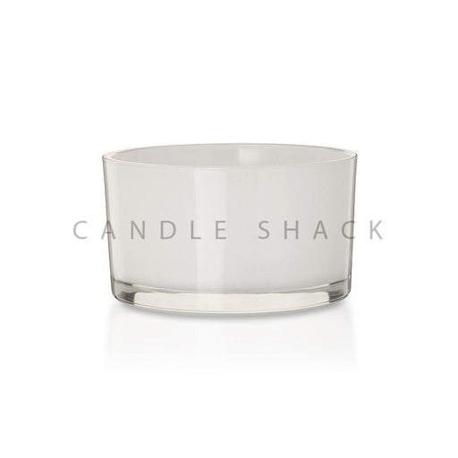 Candle Shack Candle Jar 50cl Bowl - Internally White Gloss