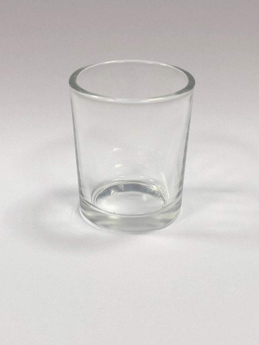 Candle Shack Candle Jar 5cl Clear Glass