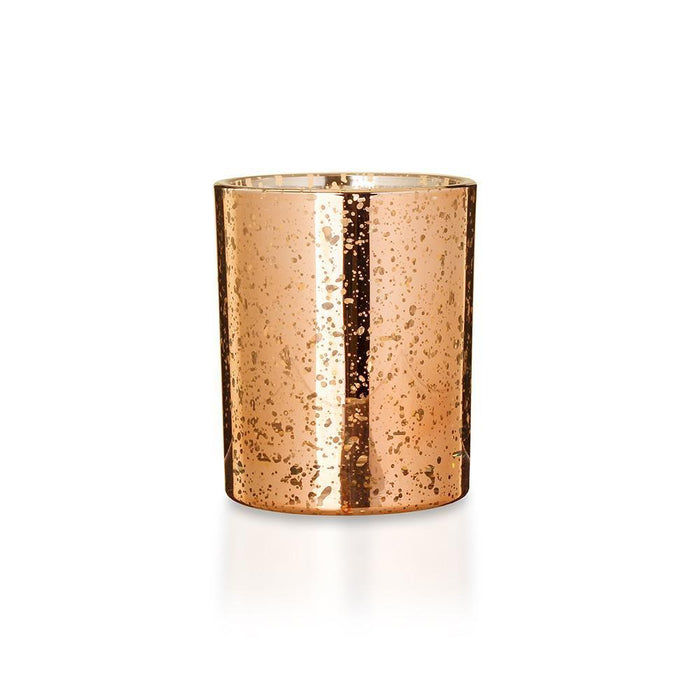 Candle Shack Candle Jar Luxury 30cl Glass - Electroplated Copper