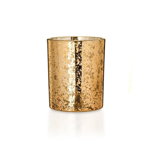 Candle Shack Candle Jar Luxury 30cl Glass - Electroplated Gold