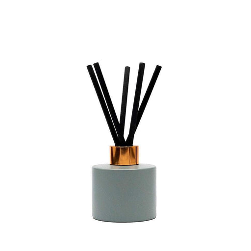 Candle Shack Diffuser Bottle 100ml Squat Circular Diffuser - Matt Grey