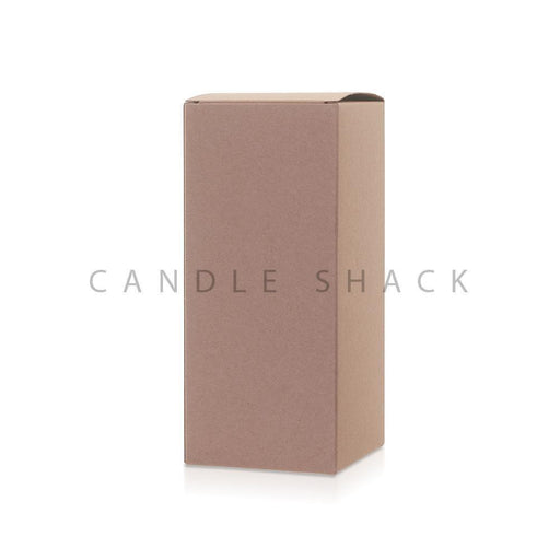 Candle Shack Diffuser Box Kraft Diffuser Box for 165ml Diffuser Bottle