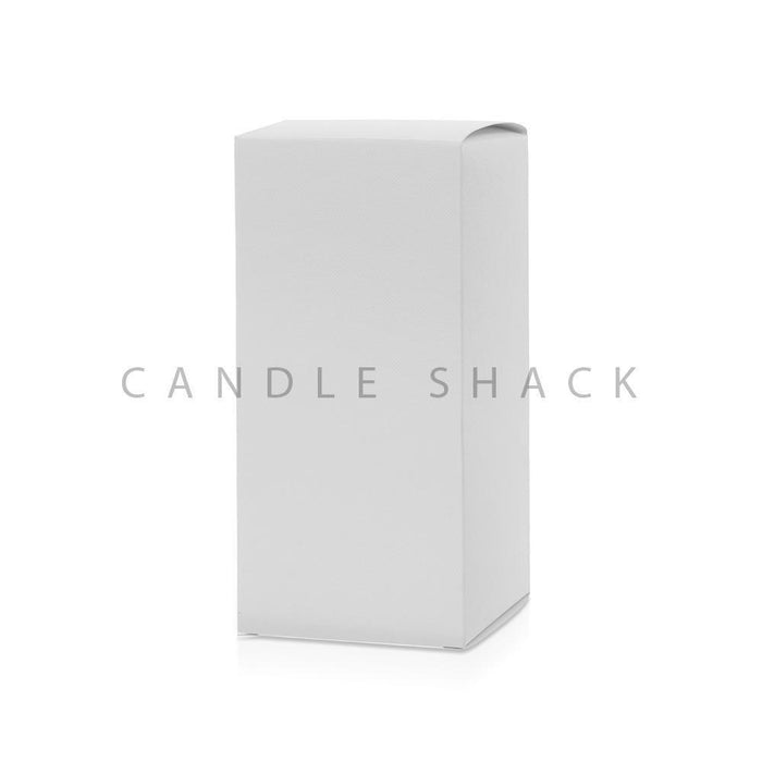 Candle Shack Diffuser Box Luxury Folding Box & Liner for 165ml Diffuser - White