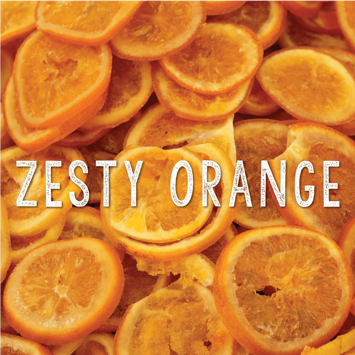Candle Shack Fragrance Zesty Orange