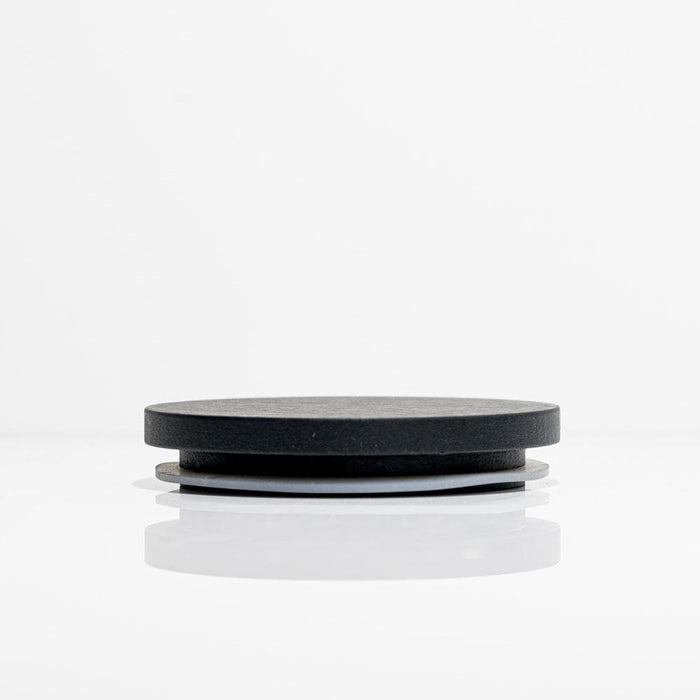 Candle Shack Lid Wooden Lid - Black - for 30cl Lucy