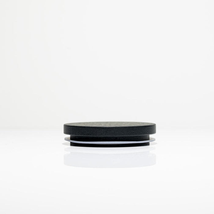 Candle Shack Lid Wooden Lid - Black - for 9cl Meredith
