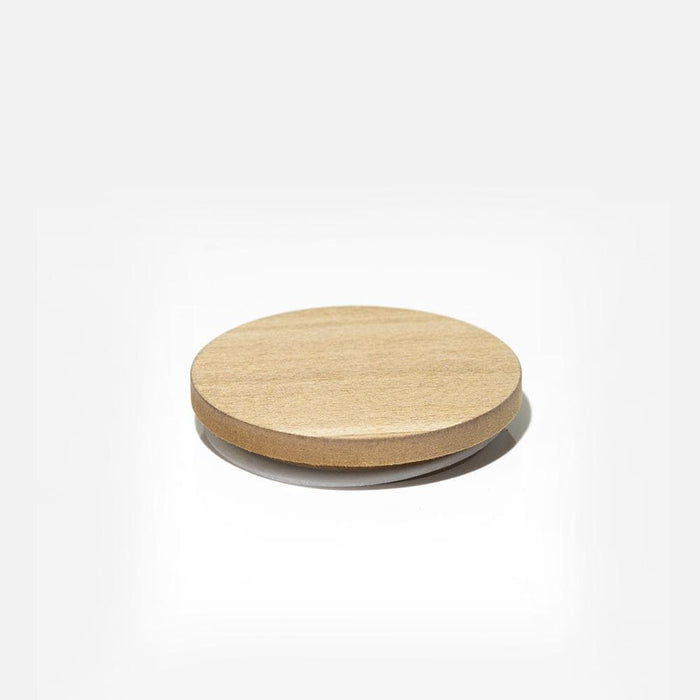 Candle Shack Lid Wooden Lid - Natural - for 20cl Karen