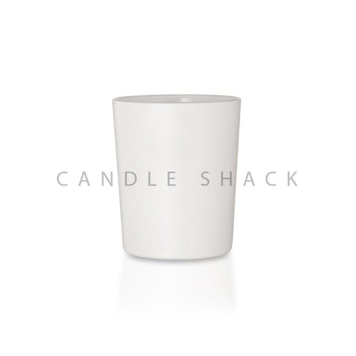 Unbranded Candle - 190g External White Matt