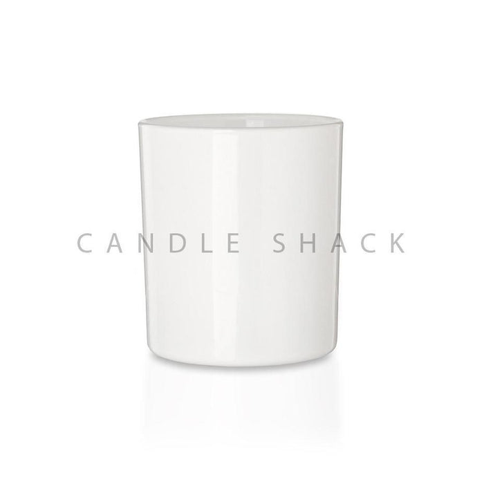 Candle Shack Unbranded Candle Unbranded Candle - 220g 'Karen' External White Gloss