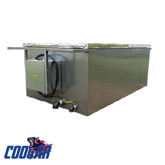 Coogar LLC Equipment Coogar Bulk Melter - 1360kg (400 Gallon)