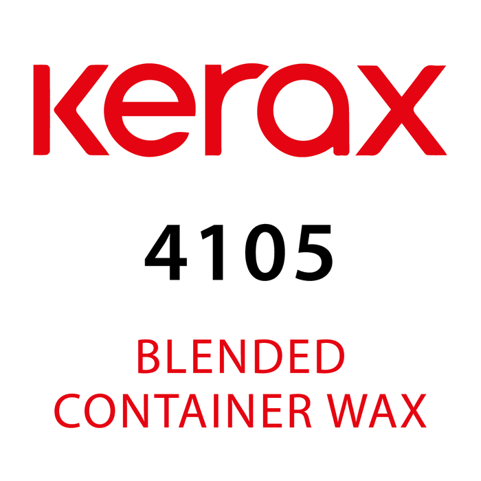 4105 Blended Container Wax