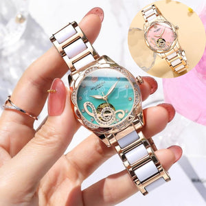 2021 Treble Clef Designer Wristwatch