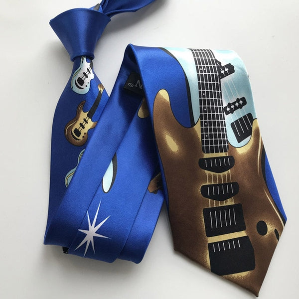 Men's Drum Necktie