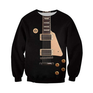 E. Guitar Sweater