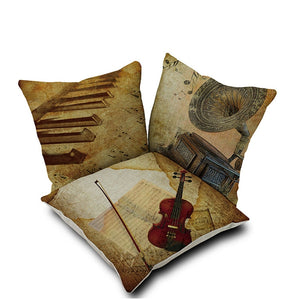Rustic Pillowcase
