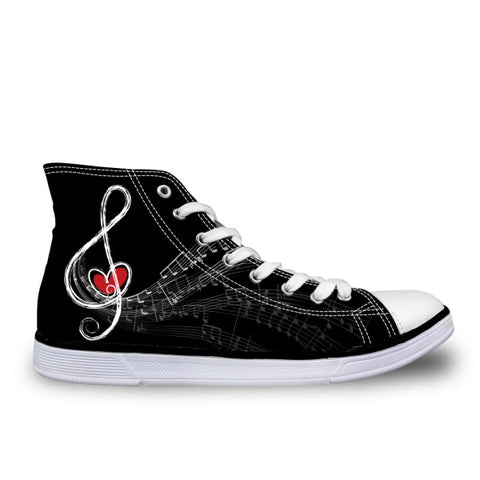 Women's iHeart Treble Sneakers