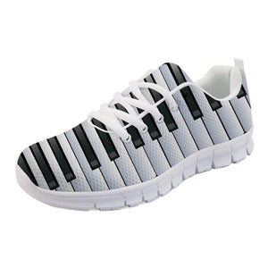 Men's Classic Piano Key Sneakers