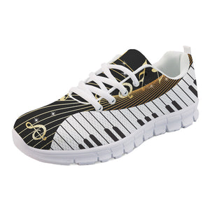 Men's Piano Key Sneakers